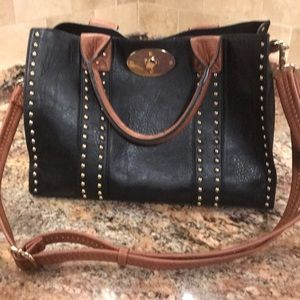 Wilson leather tote bag